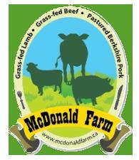 mcdonald farm logo